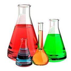 Glassware & Chemicals