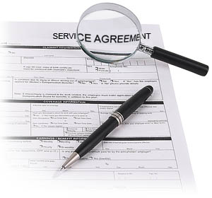 Service Contract/Annual Maintenance